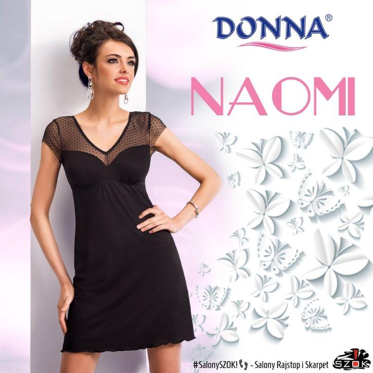 🔴 #Ponadczasowa i #piękna - taka jest #koszulka #Naomi firmy #Donna. Wpadnij do Naszych #SalonySZOK!👣 i przekonaj się sama!