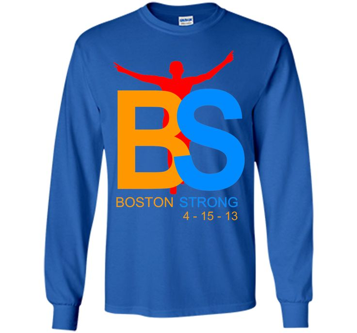 Boston Strong Runner T-Shirt