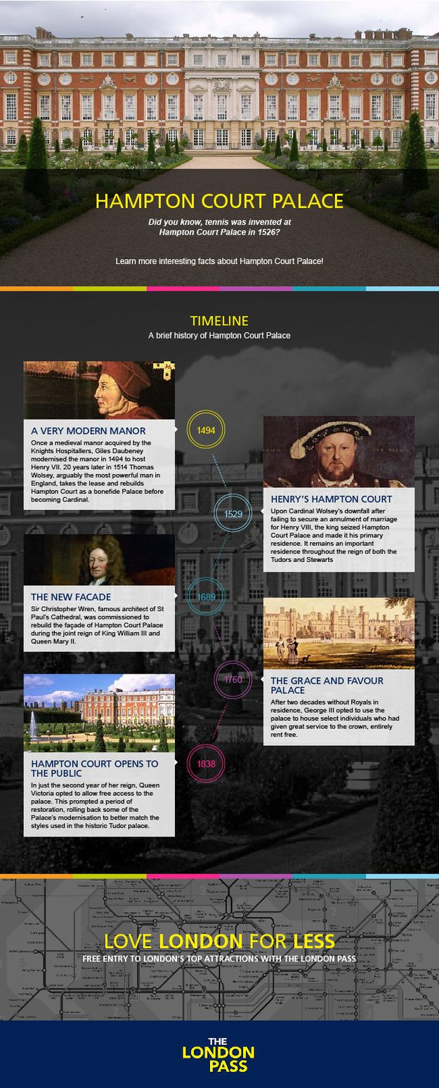 Hampton Court Palace | Community Post: Top 5 Historical Buildings In London
