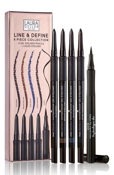 Laura Geller Beauty 'Line & Define' Collection ($110 Value) | Nordstrom #anniversarysale