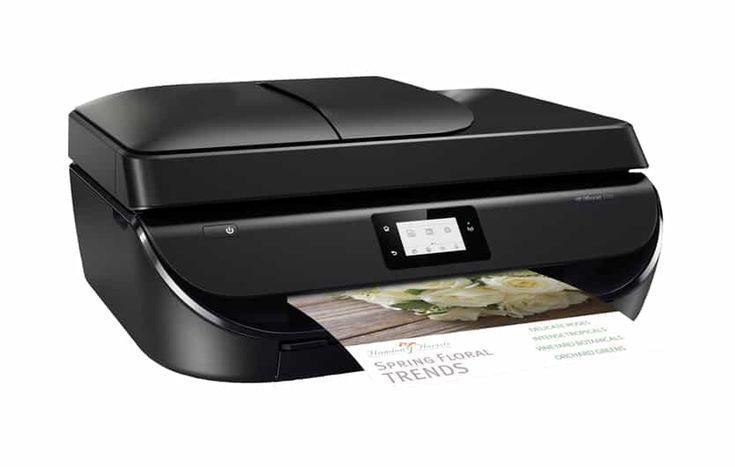 Setup 5255 in 2020 photo printer hp