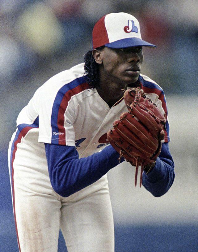 Pascual Perez Montreal Expos