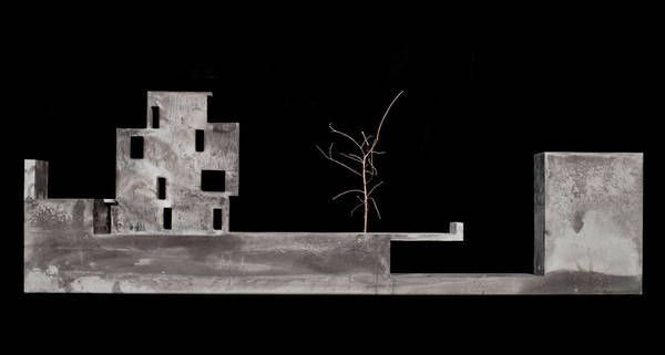 Josep Ferrando, Barcelona, Ausstellung, Aedes, Berlin, Modell, Sant Cugat