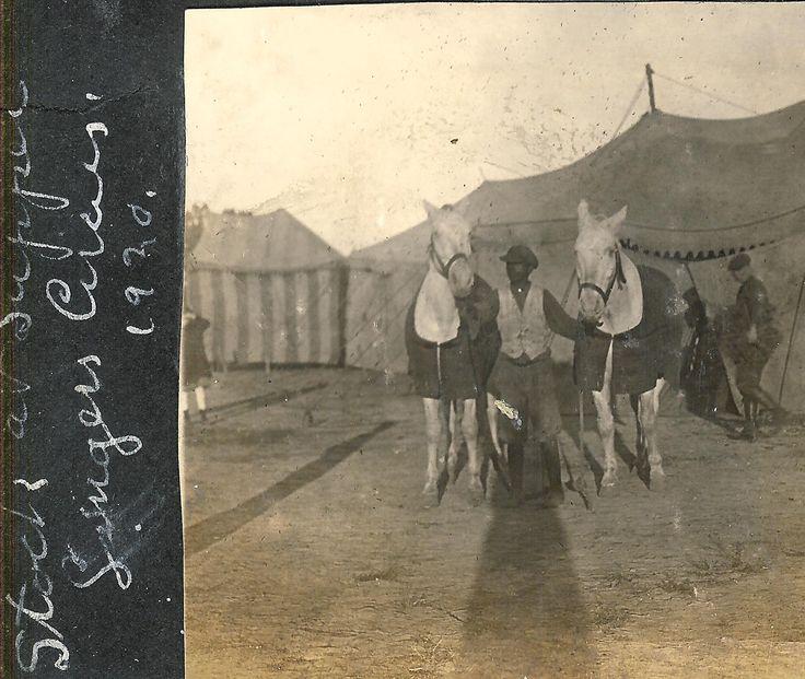 1920 Sanger Circus