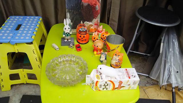 ホラー漫画家・神田森莉 ハムブログ: 笹塚にあるよくわからない家の敷地のギャラリー 街角ギャラリー