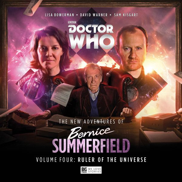 4. The New Adventures of Bernice Summerfield Volume 04: Ruler of the Universe