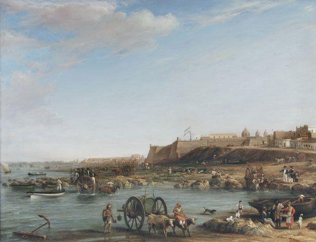 Richard Adams-City of Buenos Aires-1832