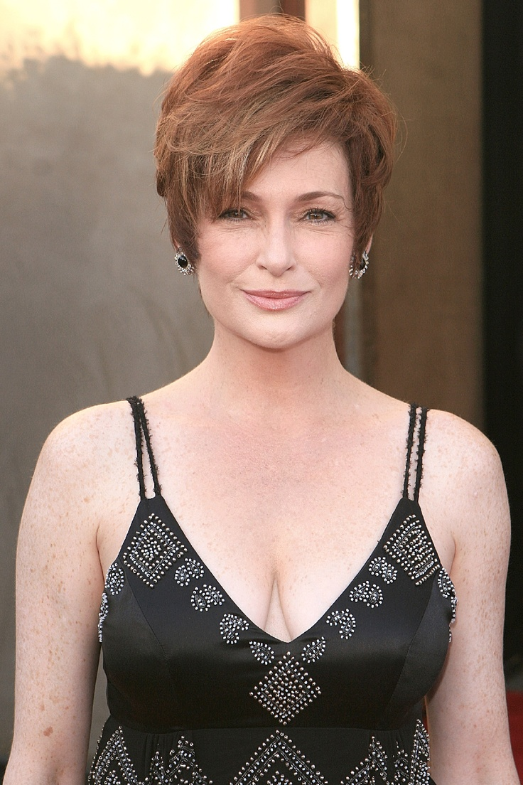 Carolyn Hennesy, age 50. | age 50 is just a number | Pinterest