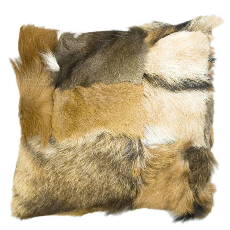 Goat skin cushion  Gie El