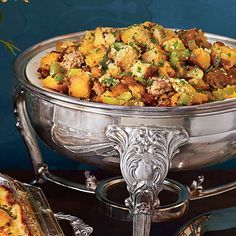 Chorizo-and-Cornbread Dressing | MyRecipes