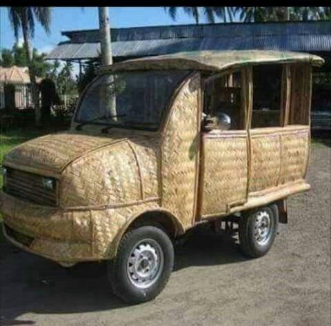 Mobil ramah lingkungan masa depan