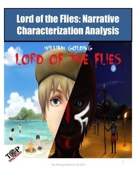 a literary analysis of the character christ in lord of the flies by william golding After college, golding worked in theater for a time in 1935 golding took a position teaching english and philosophy at bishop wordsworth's school in salisbury golding's experience teaching unruly young boys would later serve as inspiration for his novel lord of the flies.