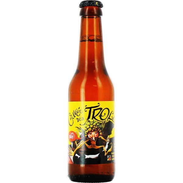Cuvée des Trolls: Belgian famous beer