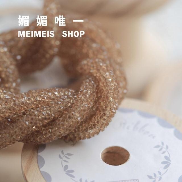 Высококачественные ювелирные аксессуары для поделок аксессуары, сумки и обувь с супер ранга полный алмазов мягкие деньги 0.8cm25 юаней один метр шириной вспышки - Taobao глобальной станции