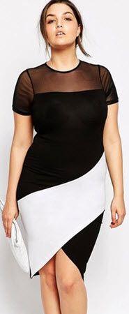 rochii de ocazie ieftine xxl negru cu alb scurte