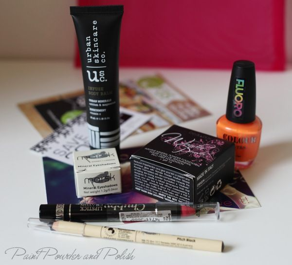 Lust have It January 2015 Paint Powder and Polish