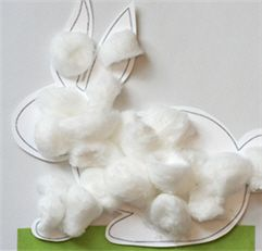 Love this for Easter Craft