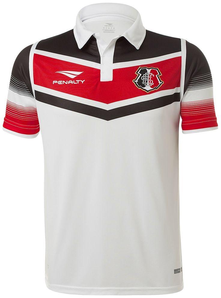 Camisas do Santa Cruz FC 2016-2017 Penalty Reserva