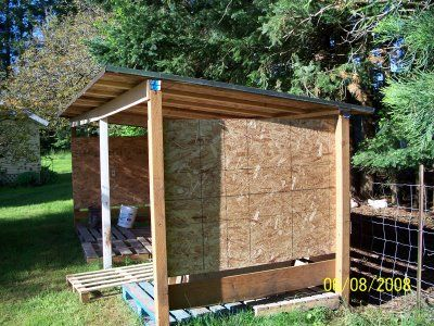 12 best lean to shed images on pinterest horse shelter goat ryan shed plans shed plans and designs for easy shed building ccuart Image collections