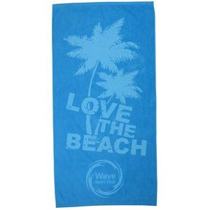 They'll love these custom beach towels!