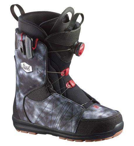 Salomon Launch Boa ST8JKT Boots 2015 | Salomon Snowboards for sale at US Outdoor Store