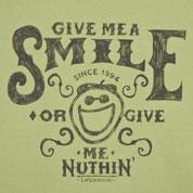 Smile. Pass it on. #Lifeisgood #Dowhatyoulike