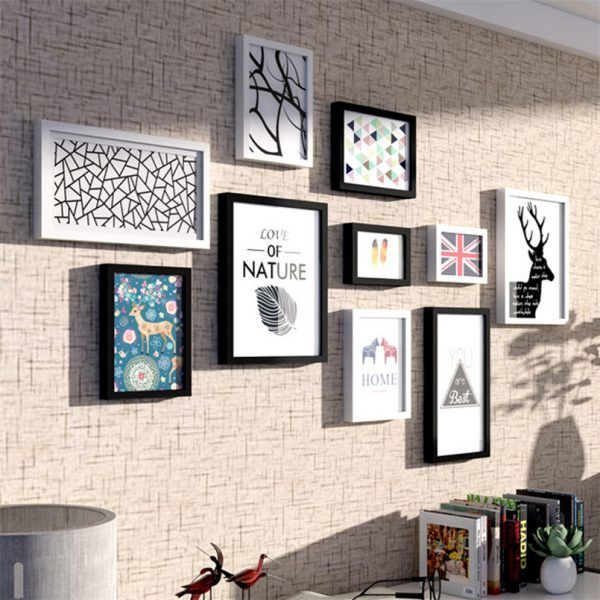 Wall Decor Picture Frames