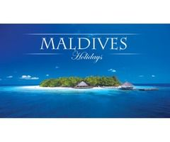 Enjoy your Holidays in Maldives