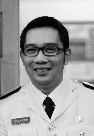 Ridwan Kamil Sang Walikota Bandung
