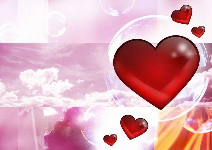 Сердечко мужчине открытка