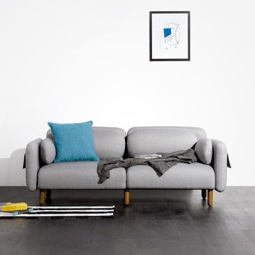 Pebble Sofa, Form Us With Love, 2015
