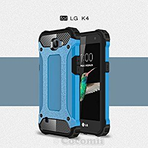 BEST LG K4 Case, Cocomii® [HEAVY DUTY] Commando Case *NEW* [ULTRA BONIC ARMOR] Premium Dustproof Shockproof Bumper Cover - Full-body Rugged Hybrid Protective Cover Bumper Case for LG K4 • Unique, rugged design with style and the utmost protection • Raised edge around the front lip for face-down protection • Extreme protection from drops and scratches • Unique, aesthetic dustproof design that adds beauty • 5% Off Coupon Code 6BXA7NOZ This Week Only!