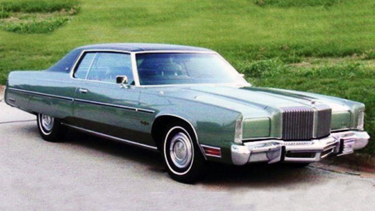 1976 Chrysler New Yorker   T134   Dallas 2011   – US CARS – CHRYSLER
