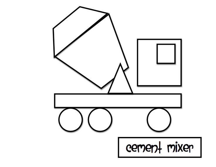 Toddler Approved Shape Train Matching Activity – Dibujos Para Colorear
