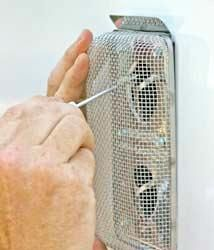Furnace Insect Screens to Protect your RV - PPL Motor Homes