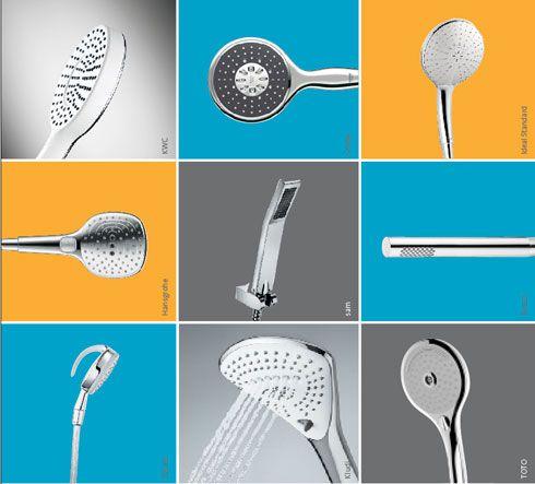 Grosses SPLASH Gewinnspiel: 99 kreative Duschköpfe zu gewinnen! Moderne Markenprodukte bringen ein ganz neues