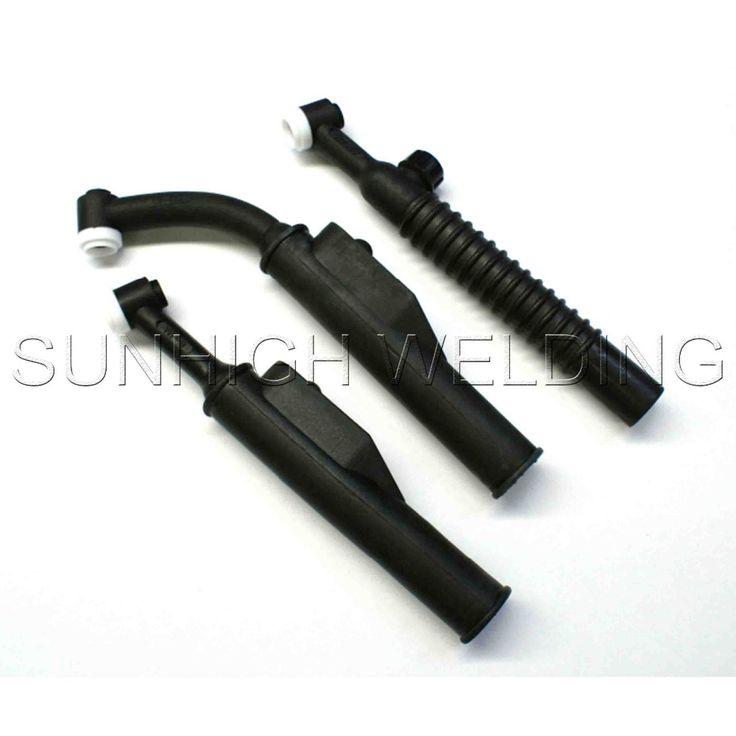 WP-9FV Tig Welding Torch Silica Gel Hose 4 Metre Super Soft and Flexible