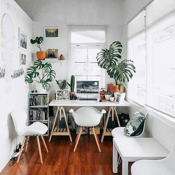 30+ Most Stunning Home Office Ideas For Productivity ...