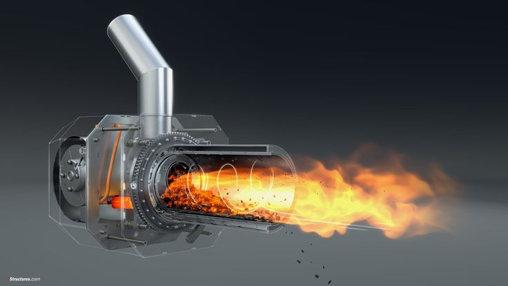 Pellet burner - KIPI 2015