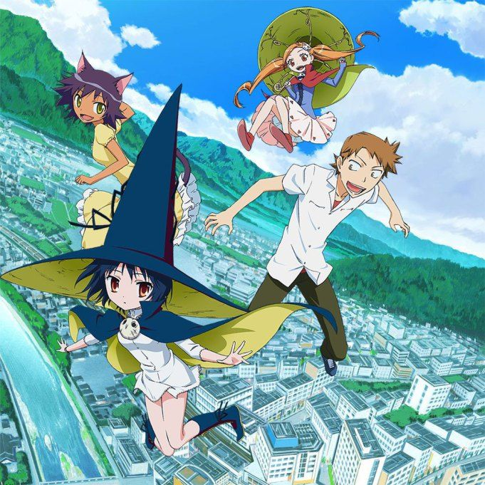 Majimoji-Rurumo-Visual-Summer-2014-anime-series