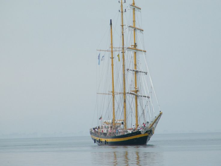 Ship at sea by Gavenea Gheorghe Sorin on 500px