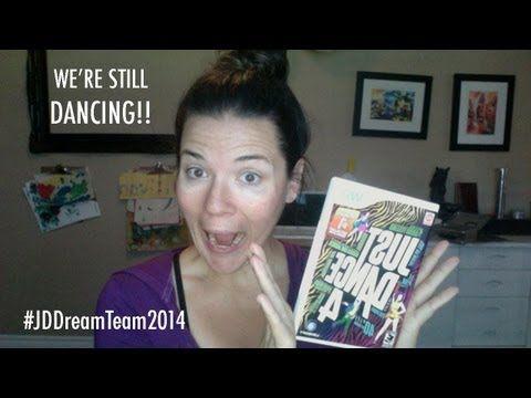 We're Still Dancing Over Here! #JDDreamTeam2014