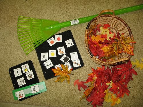 Fall Speech Activity - - Pinned by @PediaStaff – Please visit http://ht.ly/63sNt for all (hundreds of) our pediatric therapy pins