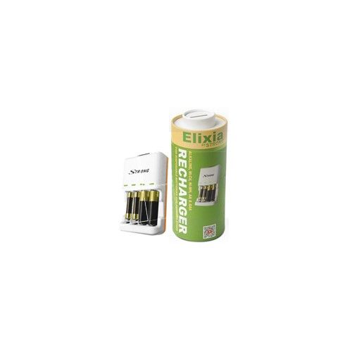 Elexia Oplader til Engangsbatterier by Strong