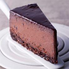 Barcomi's :: Chocolate Espresso Cheesecake