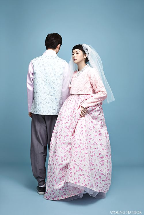 Audrey Hepburn, confession of love, AYOUNGHANBOK, Korean costume, wedding, liberty, 아영한복, 결혼한복