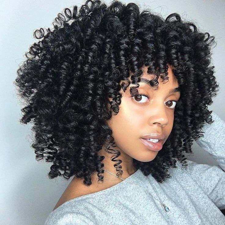 Coolcalmcurly has awesome curls! Find her on YouTube!