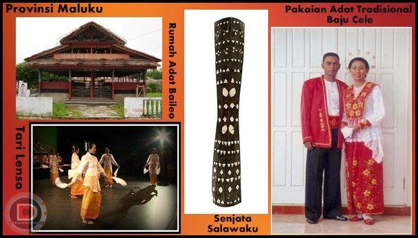 34 Nama Pakaian adat, nama tarian adat, nama rumah adat dan senjata Tradisional di Indonesia    1. Provinsi Nanggroe Aceh Darussalam    ...