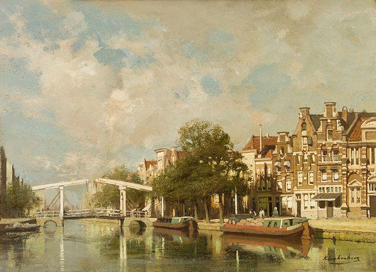 Klinkenberg,   Christiaan Karel  (1852-1924)