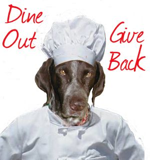 Making plans for dinner this Valentine's Day?  We have a great idea!  Register with Good Dining, choose one of your favorite restaurants, and 6% of your food bill, including tax and tip, will be donated to the California German Shorthaired Pointer Rescue! You will be surprised to see some of your favorite restaurants among the …